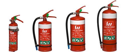 buy fire extinguishers