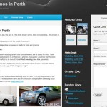 Perth Wedding Limo Directory