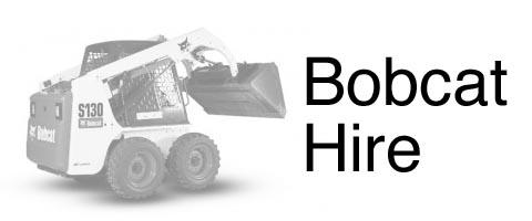 bobcat hire
