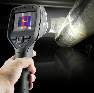 plumbing thermal cameras