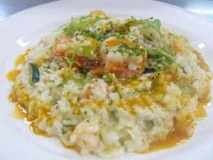 risotto, dunsbroough restaurant