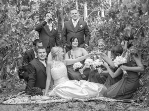 Margaret River Wedding celebration