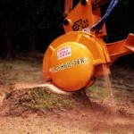 Using Stump Grinding Safely