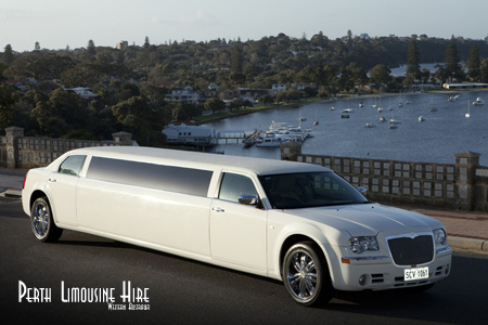 chrysler 300c limos perth